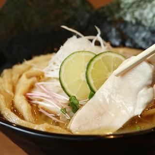 麺屋 坂本 - 料理写真:鶏塩そば