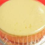 リアルダイニングカフェ観音屋 - デンマークチーズケーキ アップ