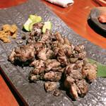 焼き鳥と水炊き 烏丸 -