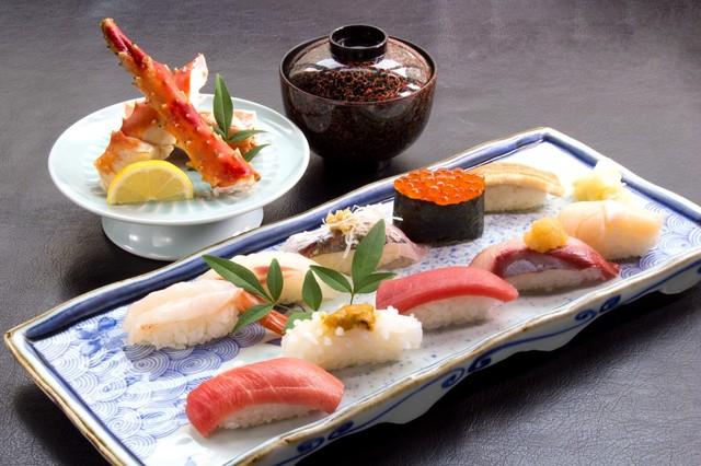 旭鮨総本店 聖蹟桜ヶ丘駅ビル店の料理の写真