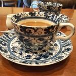 コーヒー&キッチン マエダ -