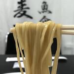 中華蕎麦 とみ田 - 北海道美瑛産「春よ恋」使用の自家製麺(西武池袋本店「味の逸品会」)