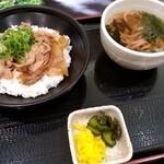 紀ノ川サービスエリア下り線 フードコート - 料理写真: