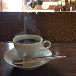 喫茶翡翠 - ブレンドコーヒー(セットドリンク)330円