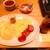 カフェ ブルー - 料理写真:モーニングセット ベーコンスクランブルエッグ 878円(税込)【2020年1月】