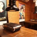 焼肉・ホルモン 激辛番長 - 2階 テーブル席