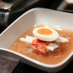 衆寶 - 2020年1月再訪:冷麺☆