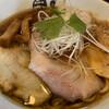 Mensyounakaue - 料理写真:鶏醤油そば    780円 麺増し   100円