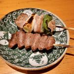 串焼とこころ 克 - 料理写真: