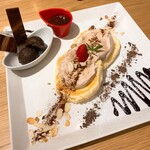 むさしの森珈琲 - 料理写真: