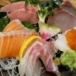 寿司と炭火 一 -