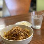 ダワット カフェ - 料理写真:ビリヤニ丼 マトン