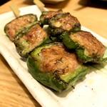 腹黒屋 - 肉詰め串