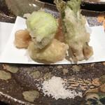 だるま - 天ぷら