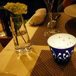 ル レストラン マロニエ - 夜はキャンドルがキレイ