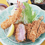 とんかつマ・メゾン - 料理写真:マメとん御膳 1,659円