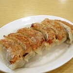 接筵 - 焼き餃子630円w