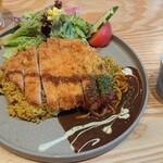 長崎トルコライス食堂 - スタンダードトルコライス ¥1,100