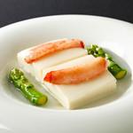 45.蟹肉と豆腐塩煮