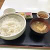 九十九里ファーム たまご屋さんコッコ - 料理写真:TKGセット