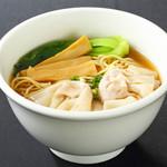 71.ワンタン麺