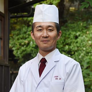 秋山直浩氏(アキヤマナオヒロ)―四季の情緒を料理に映す