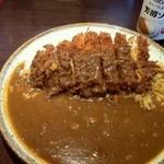 CoCo壱番屋 - チキンカツカレー、美味!