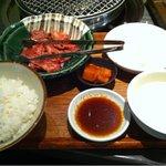 12361966 - カルビ定食@500円
