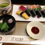 ひで寿司 - 料理写真:寿司、お吸物