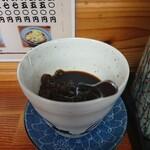 吉田屋 - 料理写真:青唐醤油漬け(要注意)