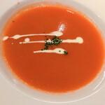 ボンジョリーナ - スープ