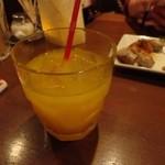 ガストハウス 44 - オレンジジュース