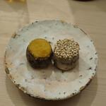 日本橋蛎殻町 すぎた - 海老芋きぬかつぎ