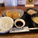 海鮮 天ぷら かば - 定食