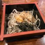 海鮮 天ぷら かば - 割子そば