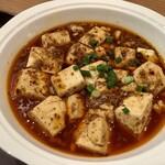 中国大明火鍋城 木の葉キッチン - 【マーボー&小チャーハン定食 850円】ここの麻婆豆腐は私好み♪