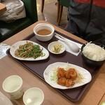 中国大明火鍋城 木の葉キッチン - 大明二色セット 920円