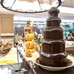 モンマルトル - チョコレートフォンデュ