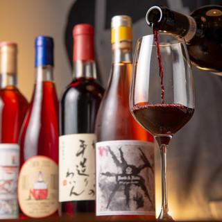 【創作イタリアン×日本ワイン】飲み合わせのご提案もできます◎