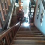 にしき - 階段