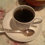 にしき - 食後のコーヒー