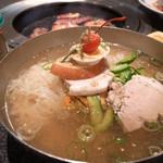 璃衛 - 手打ち生冷麺