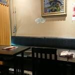 日本橋茅場町 寿司 鮮極 - 店内