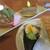 茶句庭 ながの - 料理写真:抹茶ロール、モカムース、ショコラタルト、クリームチーズ