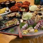 博多海鮮処 しらすくじら 明神丸 - コース料理