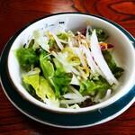 美寿穂 - 料理写真:野菜サラダ