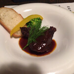 雪月風花 - 神戸牛の赤ワイン煮込み