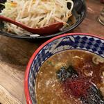三田製麺所 - 味噌つけ麺