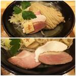 123644122 - ◆豚肩ロース、鶏胸肉の柔らかチャーシュー、鴨のロースト◆♪