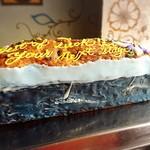 レストラン マキシミュー - 料理写真:退職祝いに趣味のウインドサーフィン